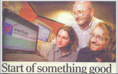 Glasgow Herald, 2000